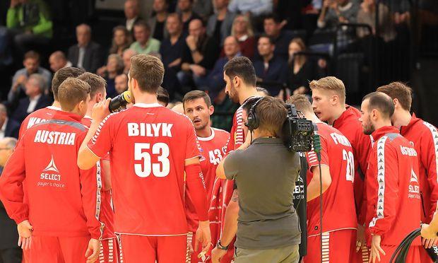 Österreichiches Team / Bild: GEPA pictures