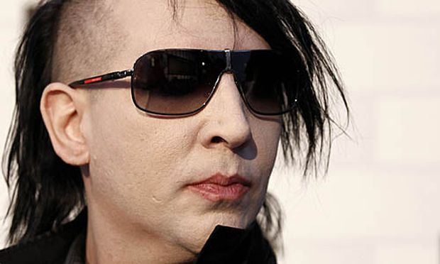 Marilyn Manson coacht Helden