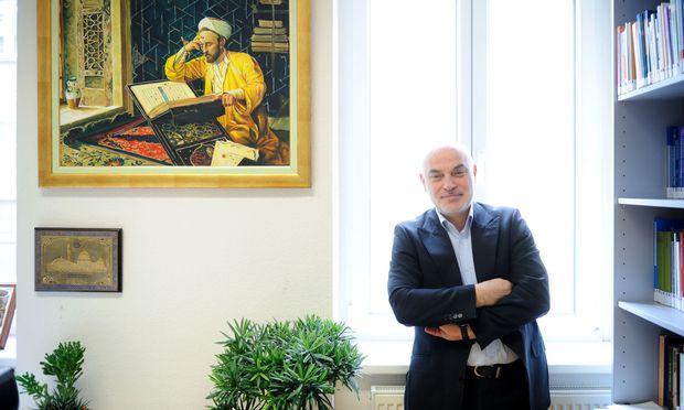 Ednan Aslan, Professor für islamische Religionspädagogik an der Universität Wien
