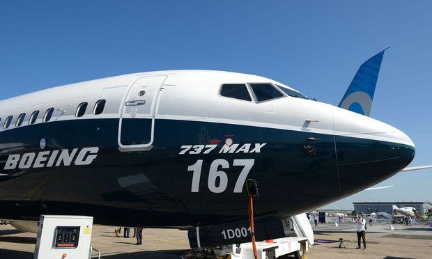 Das ist eine Boeing 737 Max 9, die Max 10 wird noch länger