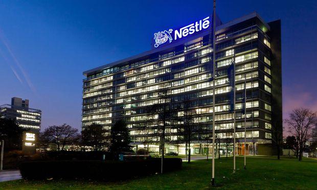 Die Zentrale der Firma Nestle.
