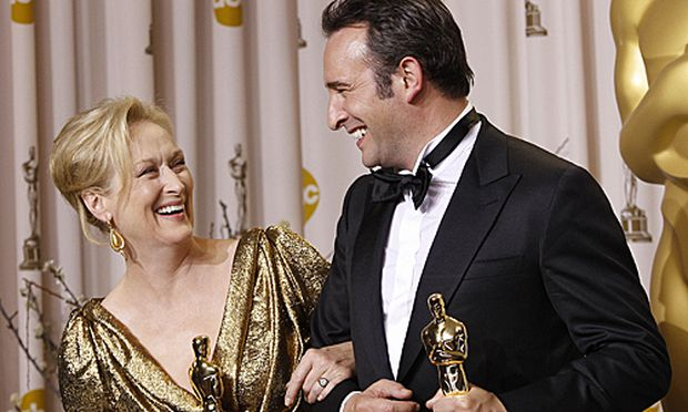 Thema oscar 2012 for Jean dujardin religion