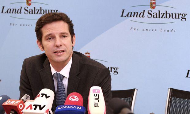 Salzburg: Brenners brisante Vollmacht vom Juli