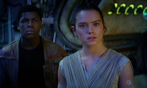 """John Williams schrieb die Filmmusik für sämtliche """"Star Wars""""-Episoden (im Bild Nummer sieben)."""