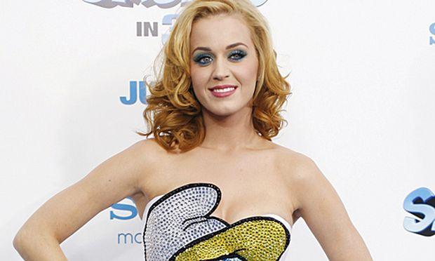 Katy Perry auf den Spuren von Michael Jackson