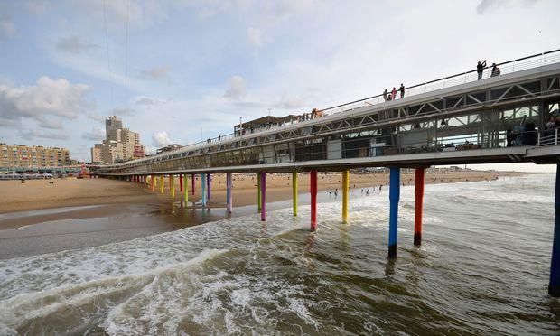 Pier in Scheveningen