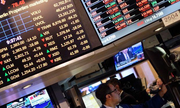 Eine Angstvorstellung? In Österreich scheuen viele die Börsen, da sie vor der Finanzkrise zu spät auf den Zug aufgesprungen sind.