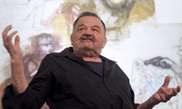 Alfred Hrdlicka: Der letzte Bilderhauer