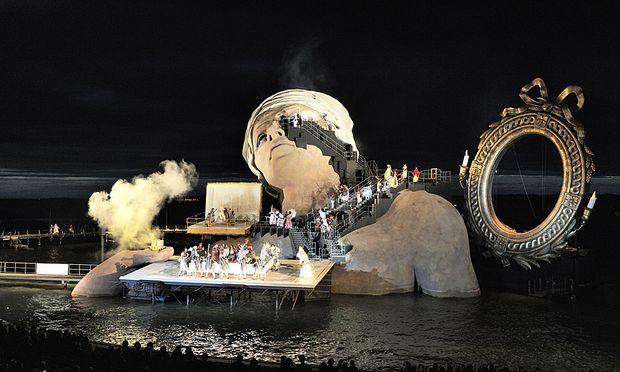 Bregenzer Festspiele streichen Schauspielprogramm