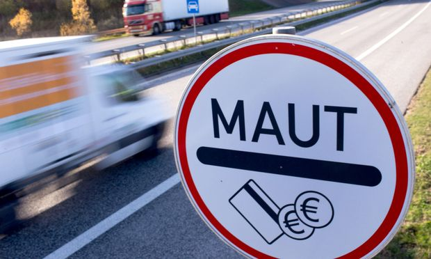 Deutschland plant satte Mehreinnahmen bei Lkw-Maut