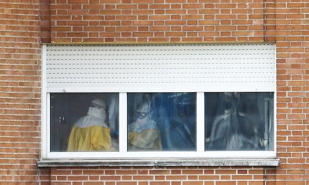 Ebola: Spanischer Patientin geht es besser