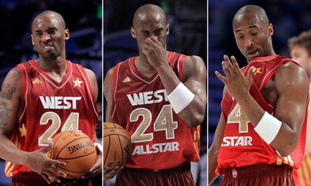 Basketball Bryant erlitt AllStarGame