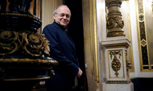 """Dirigent Adam Fischer: """"Ich bin ein klarer Fall eines Wirtschaftsflüchtlings."""""""