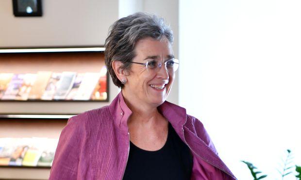 Von Brüssel nach Wien: Ulrike Lunacek führt die Grünen in die Nationalratswahl.