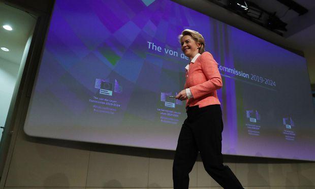 Ursula von der Leyen, die designierte Vorsitzende der Kommission, überraschte mit mehreren Personalentscheidungen.