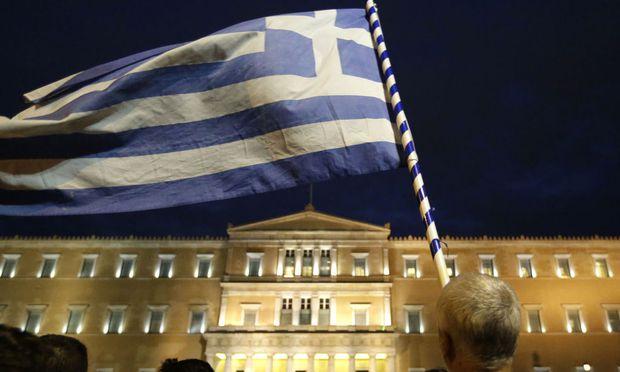Euro-Finanzminister beraten ueber Griechenland-Rettung