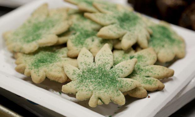 Lebensmittel wie Kekse und Brownies mit dem Hanf-Inhaltsstoff Cannabidiol (CBD) dürfen nicht mehr verkauft werden.