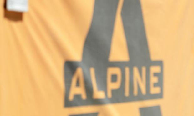 THEMENBILD: BAUKONZERN ALPINE