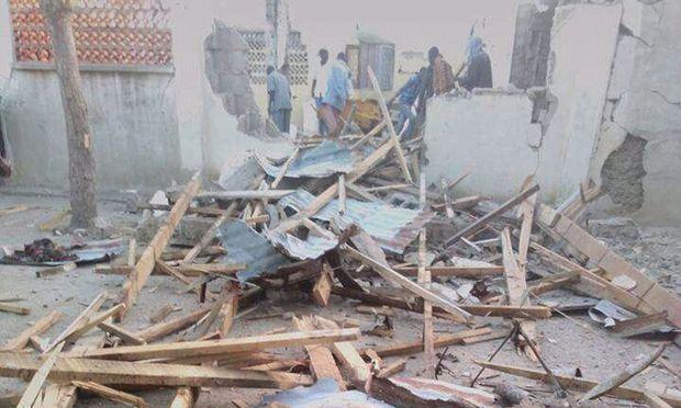 Vermutlich ein Boko Haram-Attentäter riss 14 Menschen in Gamboru mit in den Tod.