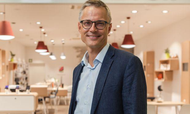 """Hutchison-Drei-Austria-CEO Jan Trionow: """"Schweden ist ein europäischer Digital Champion."""""""