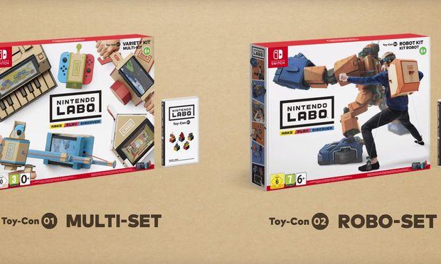 Nintendo bringt coole Switch-Erweiterung