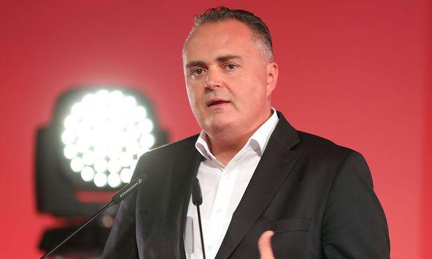 SPÖ-Landeshauptmann Hans-Peter Doskozil