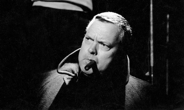 Orson Welles auf einem Archivbild von 1962