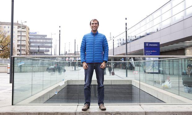 Sebastian Schrittwieser lernte in Wien, Computer vor Angreifern sicher zu machen. Jetzt leitet er ein Forschungszentrum an der FH St. Pölten.
