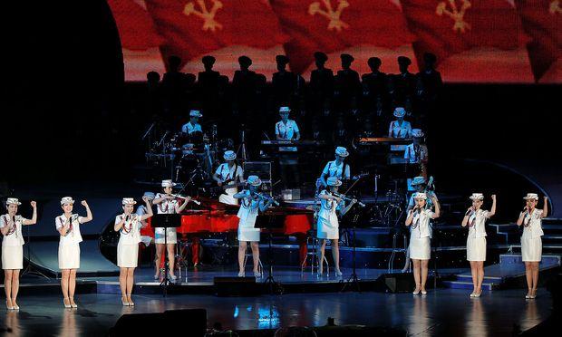 The Moranbong Band