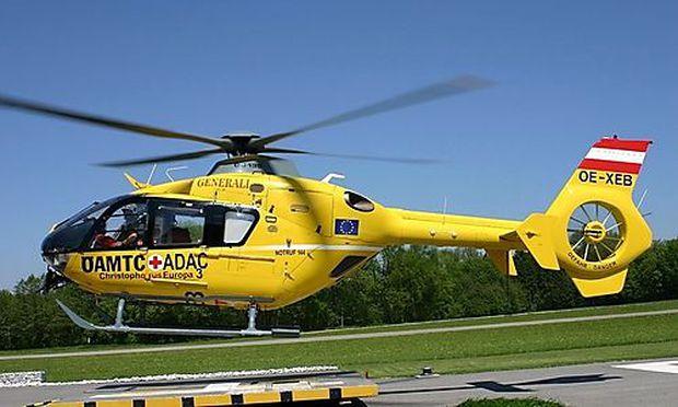 Flugrettung Hubschrauber OeAMTC