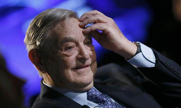 George Soros in Bedrängnis