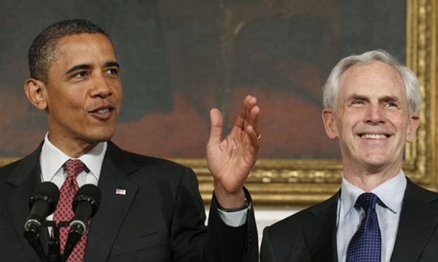 Obama und Bryson