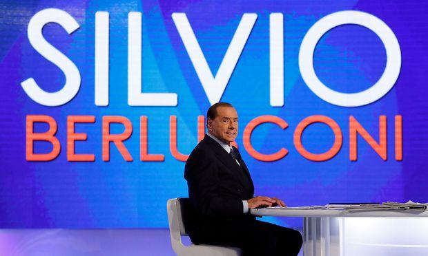 Zu viel Stress: Berlusconi unterbricht Wahlkampf