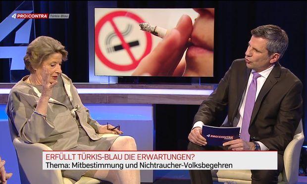 Strache will Volksabstimmung zum Rauchverbot - ÖVP angeblich dagegen