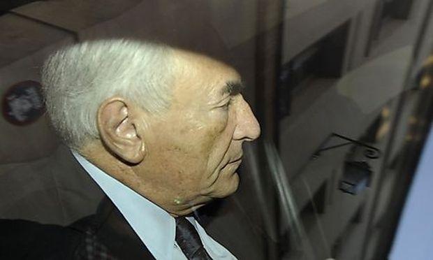 Archivbild: Strauss-Kahn im September vergangenen Jahres.