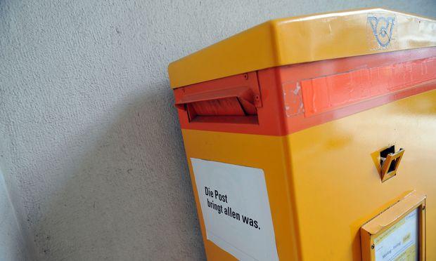 Wie Lange Die Europäer Für Das Briefporto Arbeiten Müssen