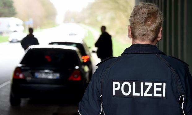 Bundespolizei macht Jagd auf Schlepper