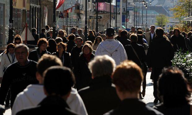 Österreicher konsumieren immer mehr