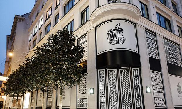 Apple Store in Wien: Offizielle Eröffnung am 24. Februar