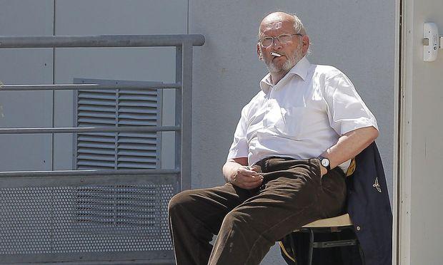 Defekte Implantate: Prozess in Marseille geht zu Ende(Im Bild: Firmengründer Jean-Claude Mas)