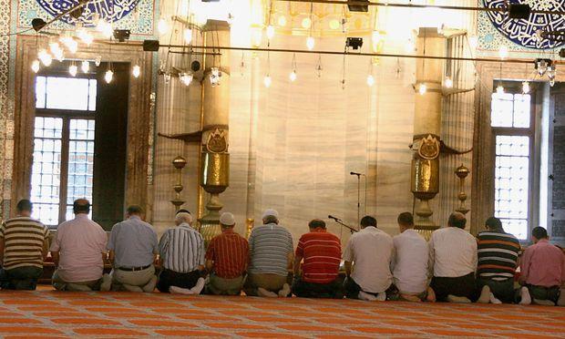 Symbolbild betende Muslime / Bild: (c) Bilderbox