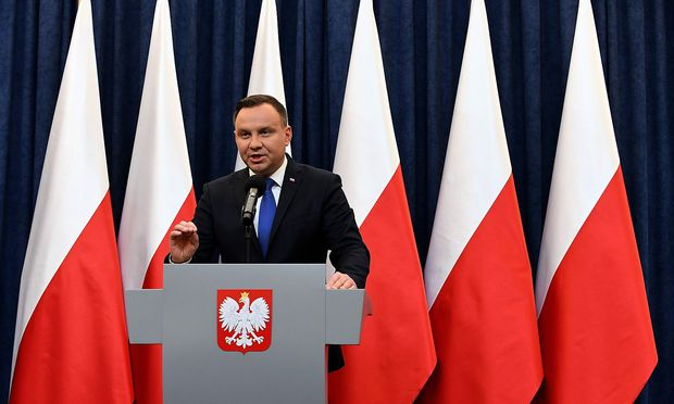 Polens Präsident Duda
