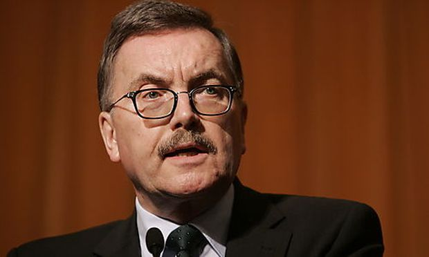 Jürgen Stark warnt vor der Vorgangsweise bei der Privatsektorbeteiligung in Griechenland