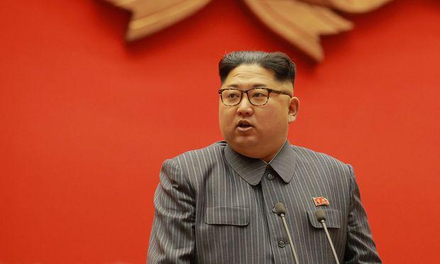 Kim sieht Sanktionen als Kriegserklärung