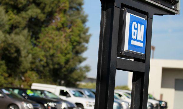 GM verbaute Dieselmotoren in seinen großen Pick-ups. / Bild: (c) APA/AFP/GETTY IMAGES/JUSTIN SULLIVAN (JUSTIN SULLIVAN)