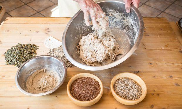 Brotbacken mit Rosa Lenenr