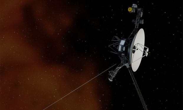Voyager verlaesst Sonnensystem