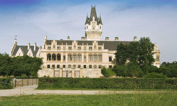 Schloss Grafenegg.