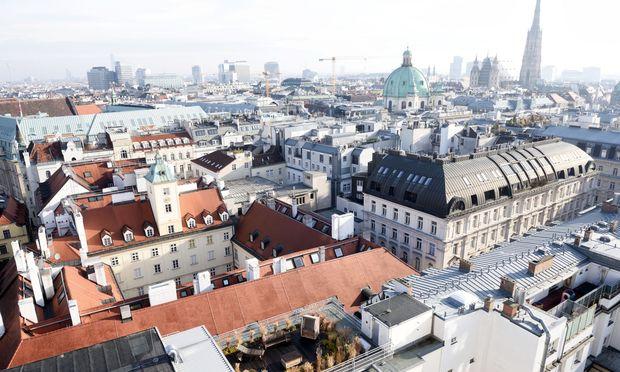 Laut OeNB sind Wohnungen in Wien stark überbewertet.