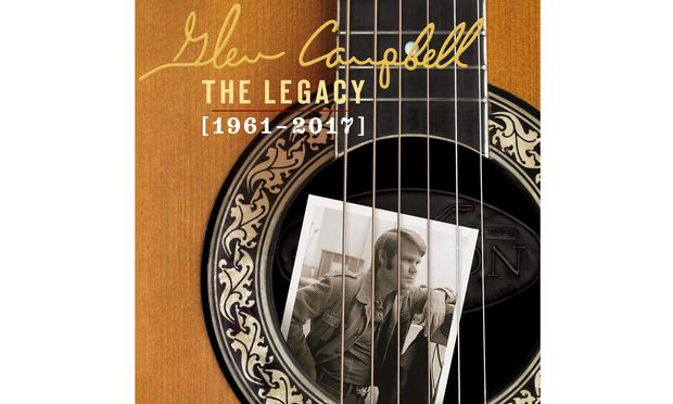"Glen Campbell: ""The Legacy (1961–2017)"", 4 CDs"